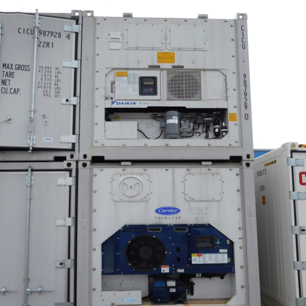 High quality 20ft container freezer,Cheap used refrigerated containers for sale
