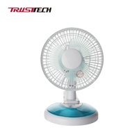 2 in 1 3 Blades Portable Electric Clip Table Fan