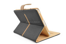 Wholesale full body smart cover leather case for ipad 2/3/4
