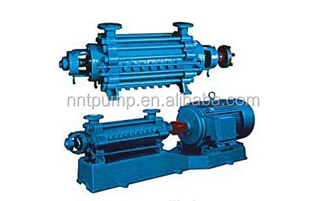 D type Multistage Horizontal Sea Water Centrifugal Pump