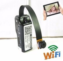 HD wifi hidden camera with remote photo and video