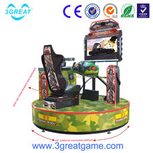 Indoor Cannonball Run arcade shooting arcade games