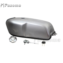 Motorbike 9L / 2.4Gal Oil Box Fuel Tank Suitable To Most Of Cafe Racer Motorcycle