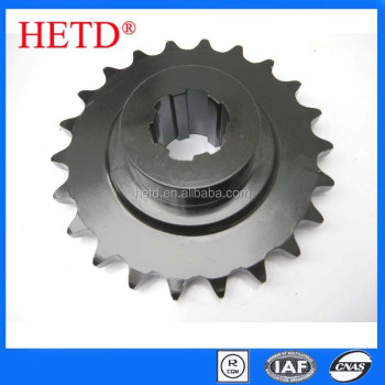HETD 2015 new product industrial roller chain sprocket 35 rim sprocket 14T transmission parts SP6027