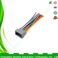 Wiring harness manufacturer produces custom audio Cable