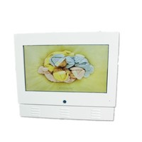 22 inch patent design outdoor FHD dual screen pump top lcd advertising digital display for marketing