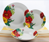 18pcs porcelain dinner set/vajilla/kitchen porcelain dinner set