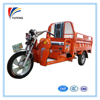 2015 new designed hot sale China Electric Cargo Tricycle