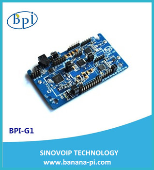 DIY electronic control smart home wifi banana pi BPI-G1 gateway board