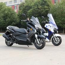 japan hot sale new design good quality 150cc 250cc automatic big cruiser gas scooter motorcycle