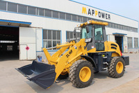 1.6T ZL16F Wheel loader for snow cleaning machine