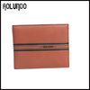 Factory OEM brand wallets Wholesale Mens Leather Custom Wallet