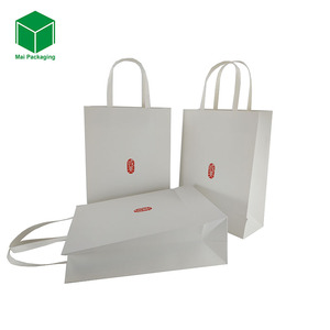 Oem Custom Design Cheap Kraft Paper Bag For Shopping