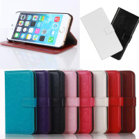 Luxury Original Genuine PU Leather Cover Cell Phone Case For Apple iPhone5/5S