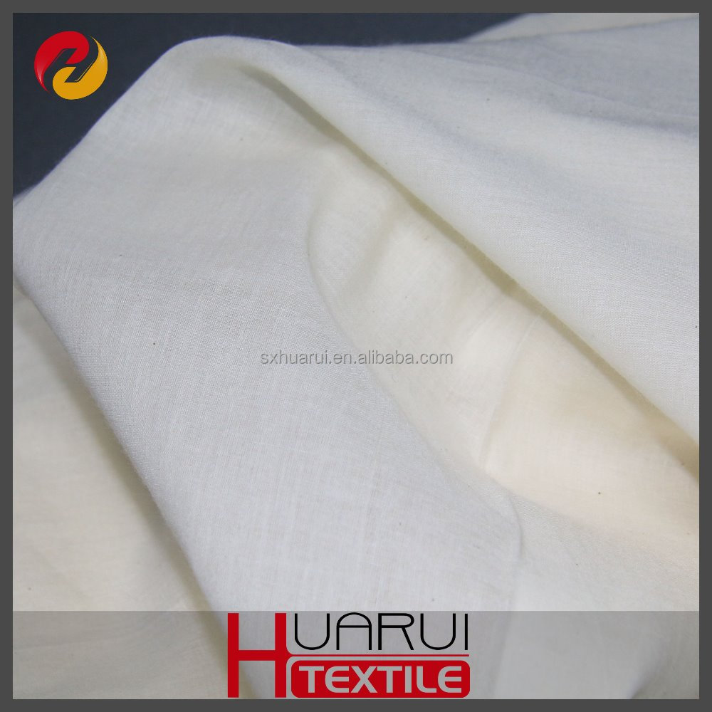 High quality 100%cotton plain fabric 40*40 120*100 for bedding in bulk