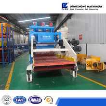 LZZG GP Series brick manufacturing machine, vibrating dewatering sieve