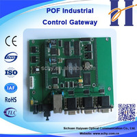 Plastic Optic Fiber POF Industrial Control Gateway