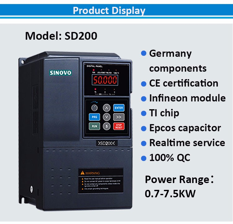 Chinese Suppliers Ac Drive 7.5kw 380v Frequency Inverter Single Phase To Three Phase Converter.jpg