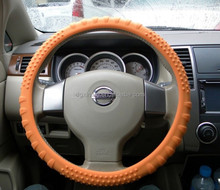 Fashion silicone steering wheel covers