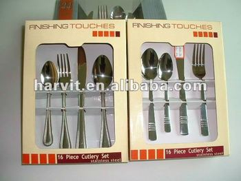 Stainless Steel Cutlery Sets