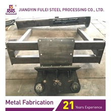 Welding Fabrication Parts Custom Stell Metal Parts Production From Jiangsu