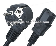 Europe Power Cord/Computer Power Cord,DO3/QT3