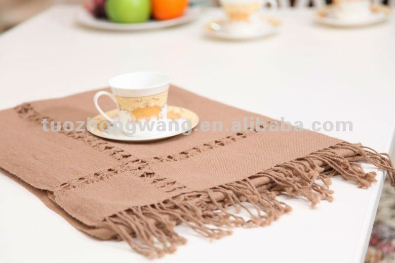 different styles camel wool shawl scarves