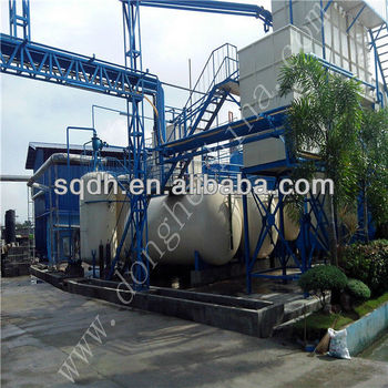 Used engine oil recycling to base oil machine with ce iso for Used motor oil recycling process