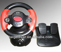 3 in 1 with virbration darwin racing wheel