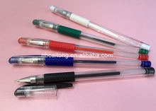 Claasic Gel Pen's Ink Feature and Paper Material colorful gel pen set