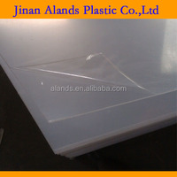 Transparent perspex sheet pmma acrylic sign sheet