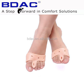 soft gel toe spacer footcare
