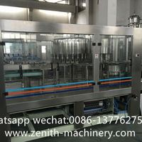 Perfect Automatic Water Filling Bottling Machine