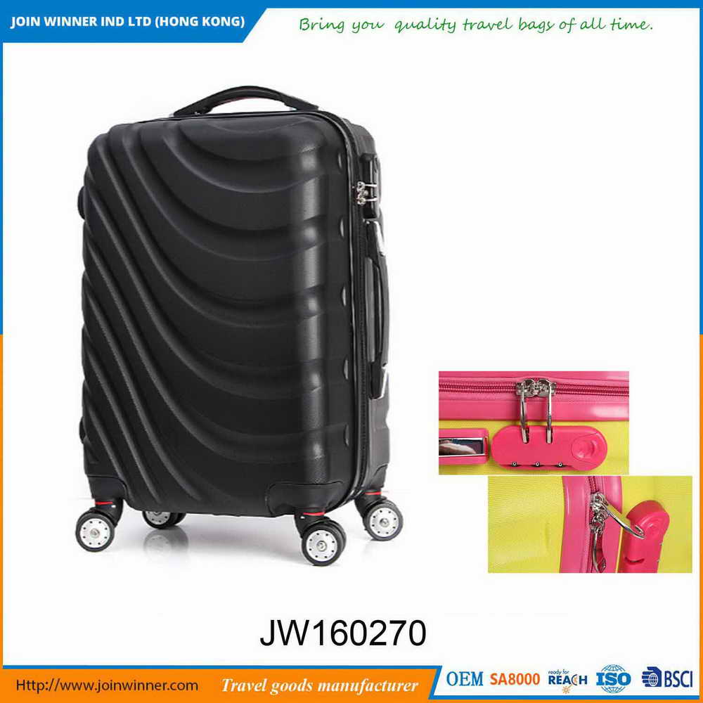 Factory Best Selling Hard Case Luggage Carry On For Travel Use