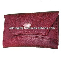 fashionable mobile phone cover / leather mobile hand pouches / good quality pouch for mobile phones
