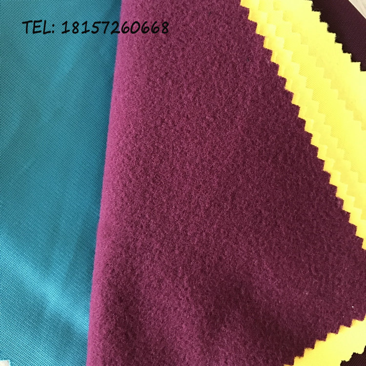 100% polyester warp knitted fabric super poly for sportswear or tracksuit