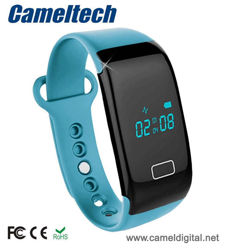 Fitness Monitor Heart Rate Counter Sport Watch