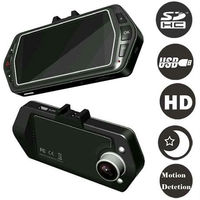 Car Black Box Camera---G Sensor, 120 degree View Angle, 4X Zoom,Night Vision(WCR-20C)