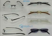 TR90 reading glasses with rubber temples
