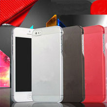 r1351 gold pc shockproof dirt dust proof hard matte cover case for iphone 5 5s + film