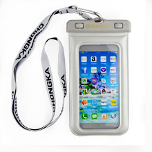 Outdoor Handy PVC Mobile Phone Waterproof Resistant Bag
