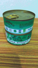 Canned Yellow Fin Tuna in Olive Oil