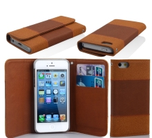 For iphone 6 leather cases with stitching process