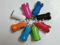 Mini USB Universal Car Charger Adapter for iPhone 3G 4 4G 4S