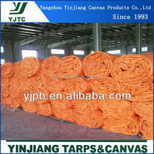 High quality pvc coated rubber tarps