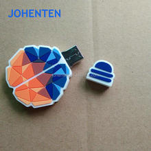 pvc usb flash drive gift 1Gb
