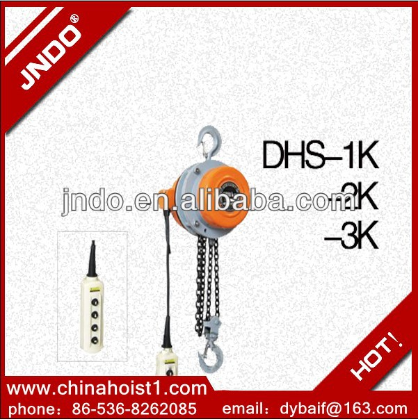Economic Type Fast Speed Electric Chain Hoist
