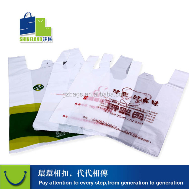 certificated biodegradable new plastic package bags distributors