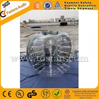 Interesting sports inflatable bubble soccer ball bumper ball TB131