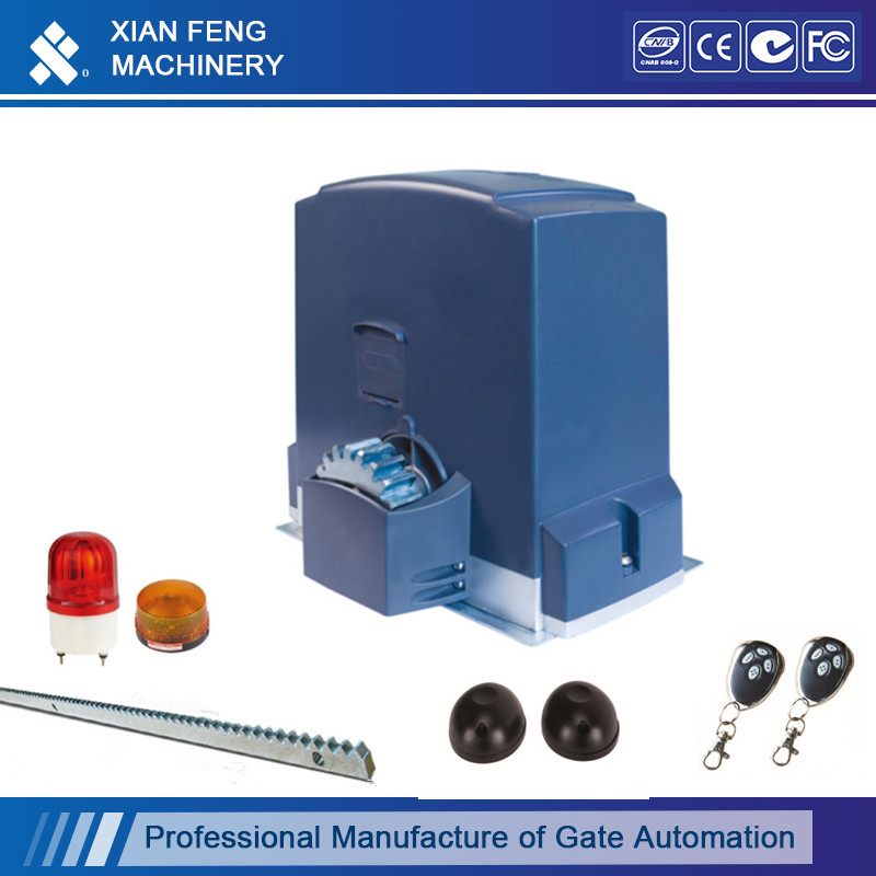 Electric Sliding Fence Gate Opener Gate Motor For Sliding Gate